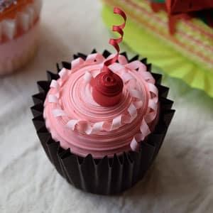 Ein leckeres Cupcake